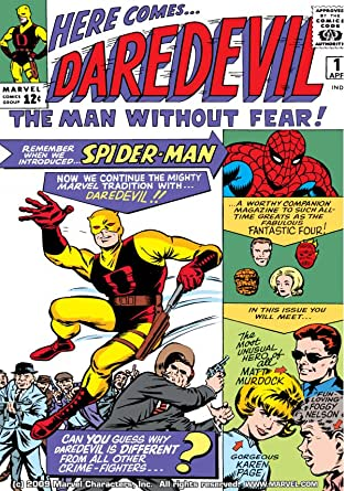 Daredevil (1964-1998) No.1