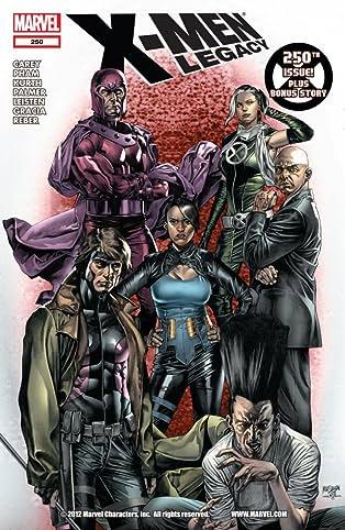 X-Men: Legacy (2008-2012) #250