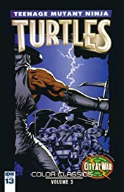 Teenage Mutant Ninja Turtles: Color Classics Vol. 3 #13