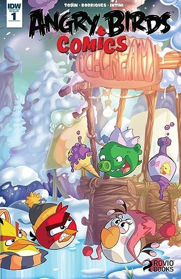 Angry Birds Comics (2016) #1