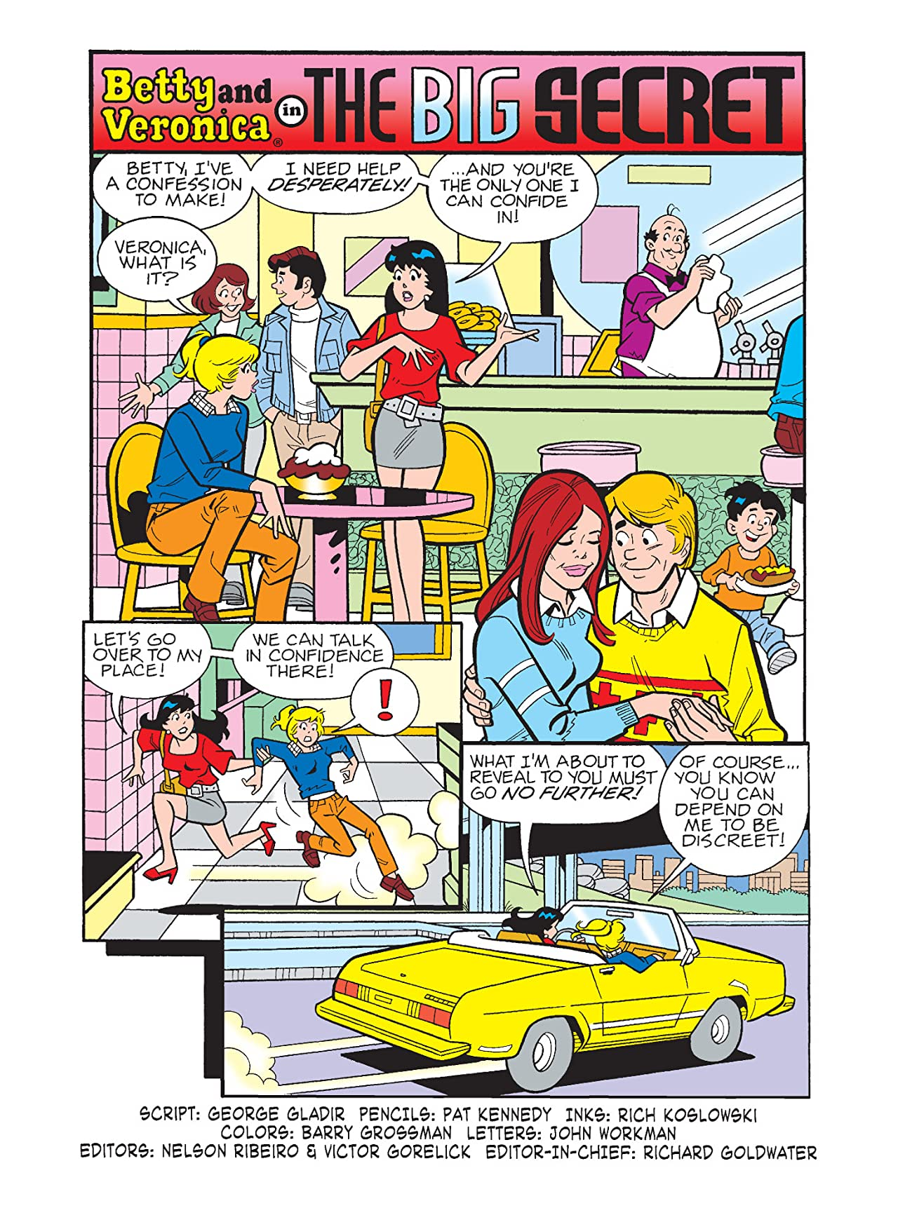 Betty & Veronica Digest #178