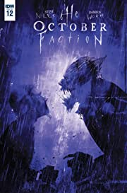 The October Faction #12