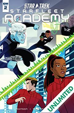 Star Trek: Starfleet Academy #2 (of 5)