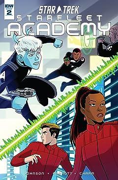 Star Trek: Starfleet Academy No.2 (sur 5)