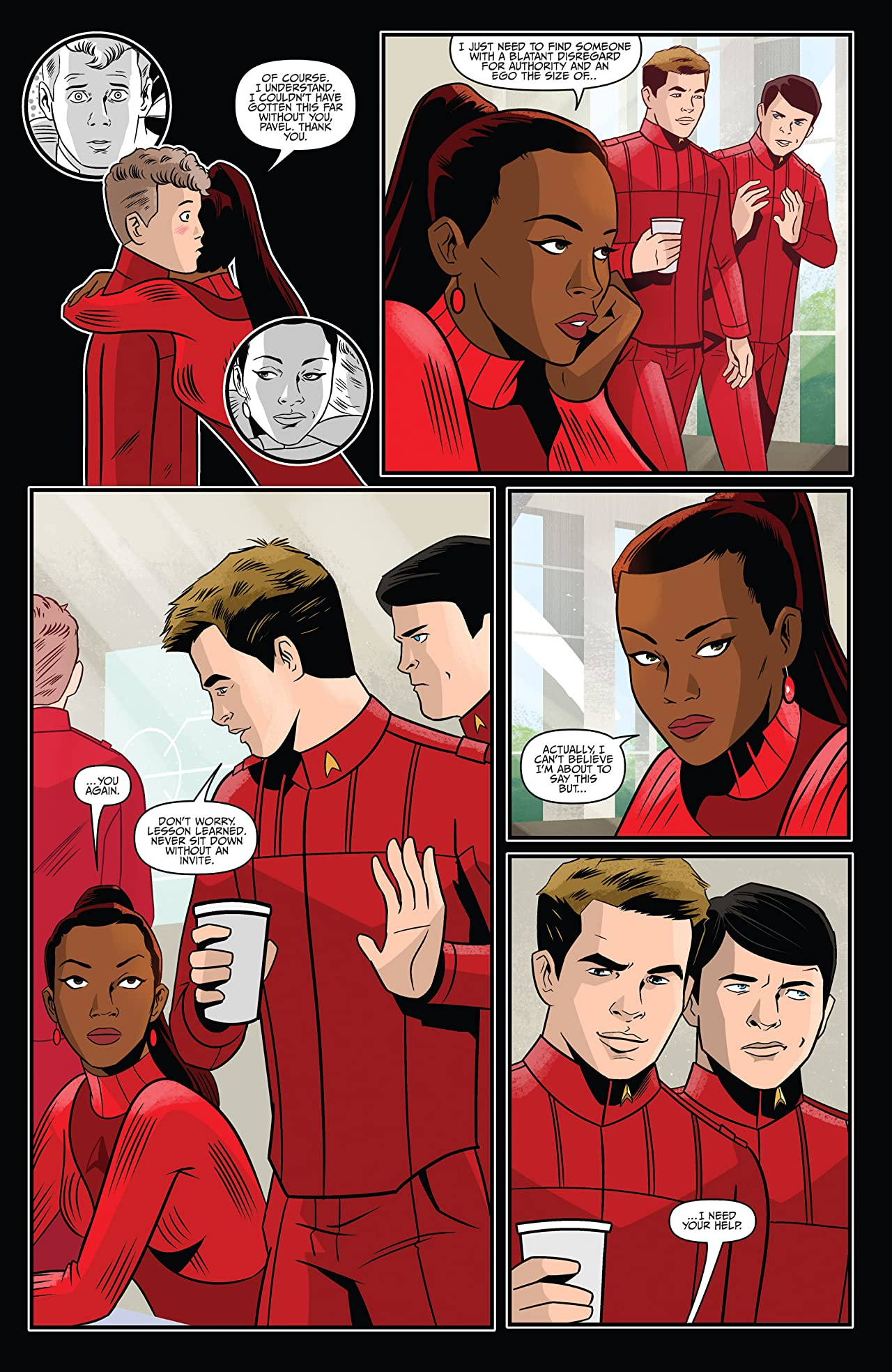 Star Trek: Starfleet Academy #2 (of 5)