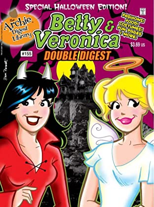Betty & Veronica Double Digest No.155