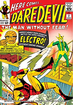 Daredevil (1964-1998) No.2