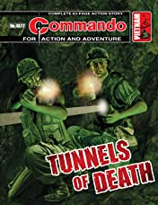 Commando #4877: Tunnels Of Death