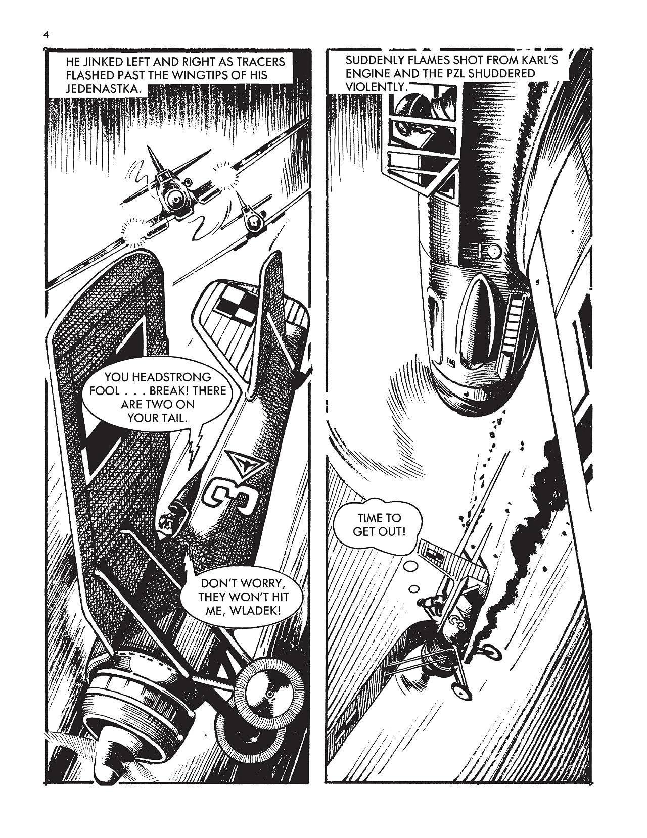 Commando #4878: Polish Pilot