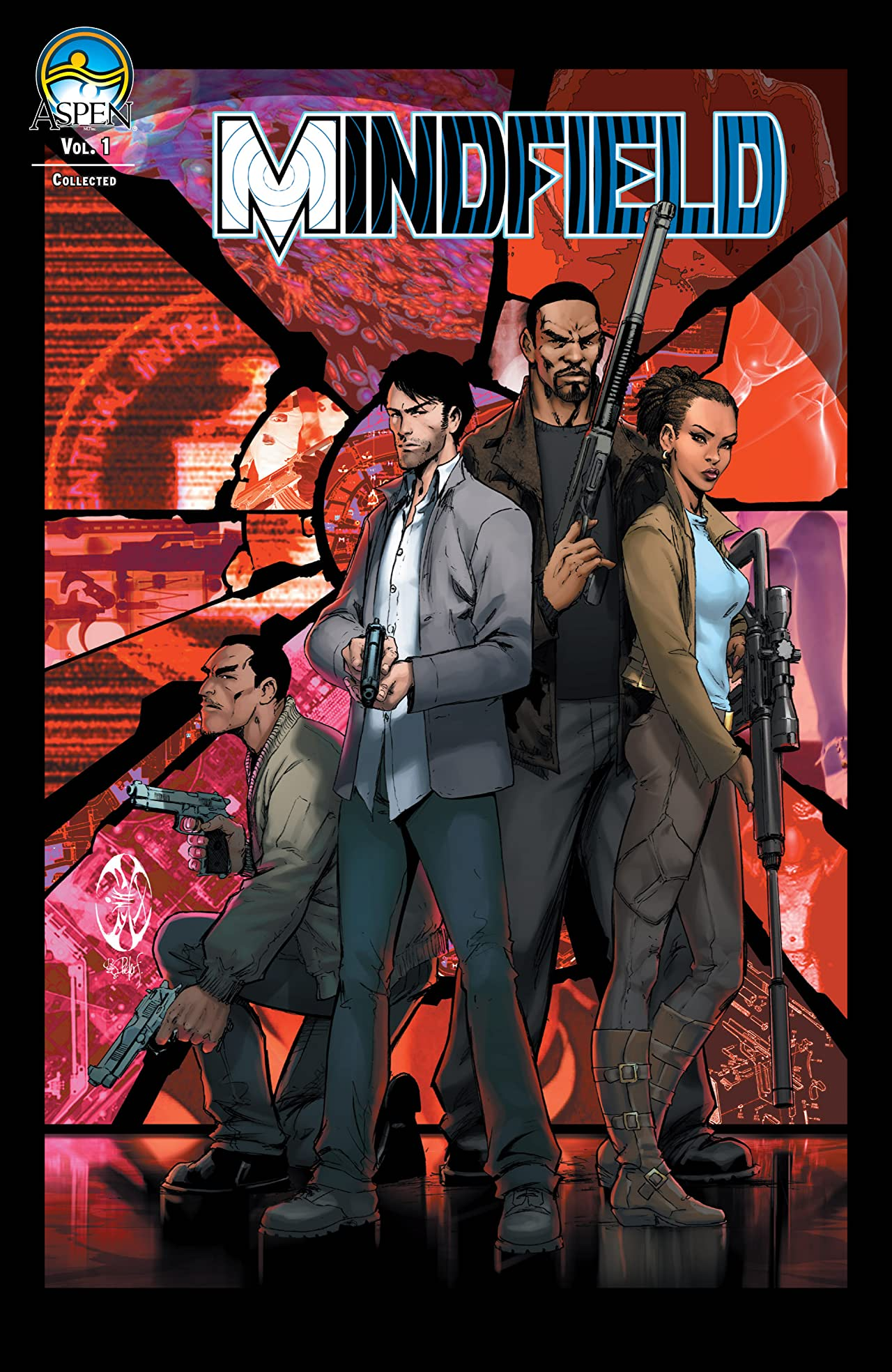 Mindfield Tome 1
