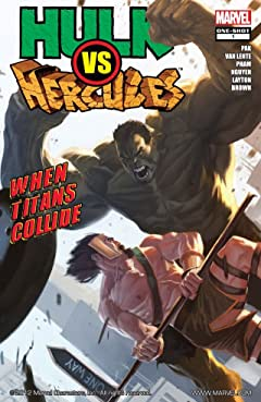 Hulk vs. Hercules: When Titans Collide