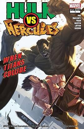 Hulk vs. Hercules: When Titans Collide