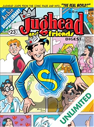 Jughead and Friends Digest #23