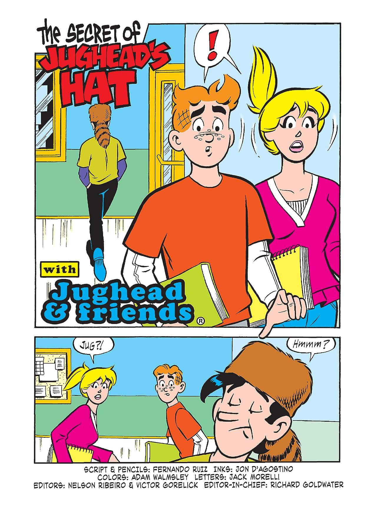 Jughead and Friends Digest #25