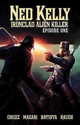 Ned Kelly - Ironclad Alien Killer #1