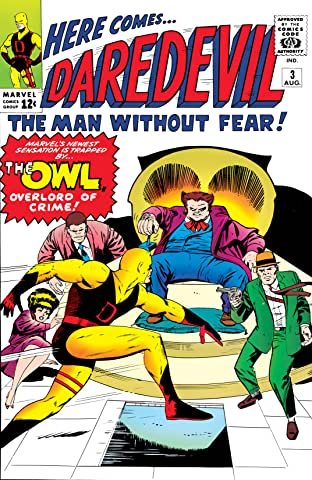 Daredevil (1964-1998) No.3