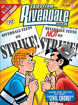 Tales From Riverdale Digest #22