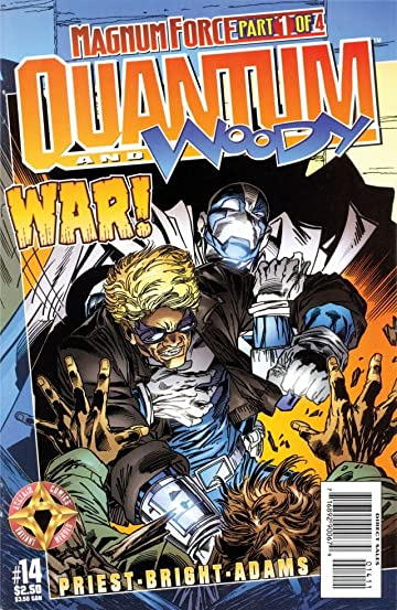 Quantum and Woody (1997-2000) #14