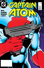 Captain Atom (1986-1991) No.21