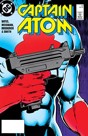 Captain Atom (1986-1991) #21