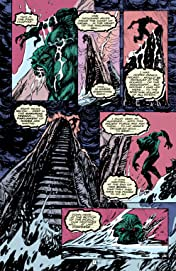 Swamp Thing (1982-1996) #158