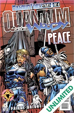 Quantum and Woody (1997-2000) #15