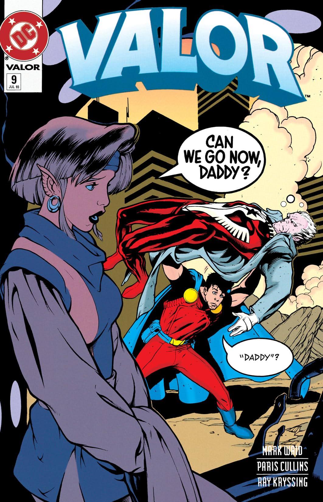 Valor (1992-1994) #9