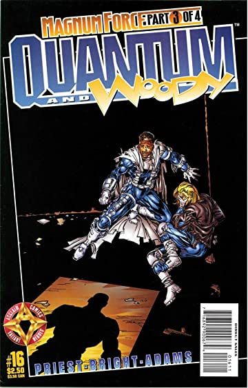 Quantum and Woody (1997-2000) #16
