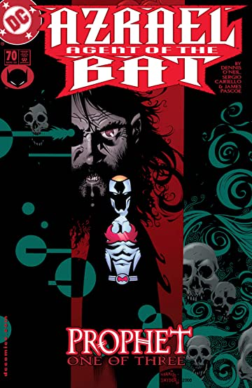 Azrael: Agent of the Bat (1995-2003) #70