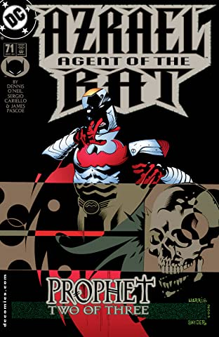 Azrael: Agent of the Bat (1995-2003) #71