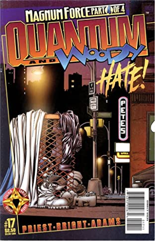 Quantum and Woody (1997-2000) #17