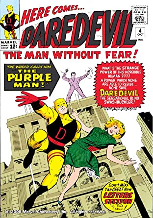 Daredevil (1964-1998) No.4
