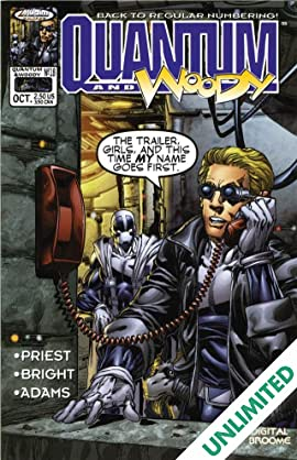 Quantum and Woody (1997-2000) #18