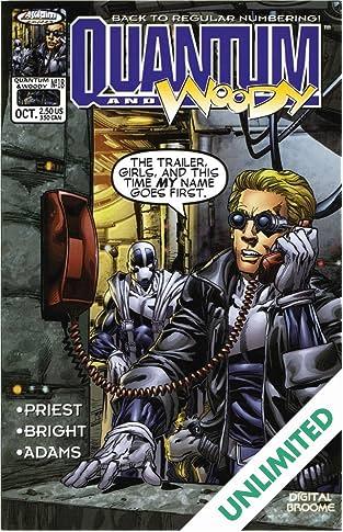 Quantum and Woody (1997-2000) #18