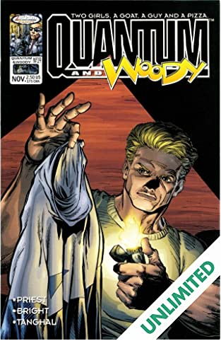 Quantum and Woody (1997-2000) #19