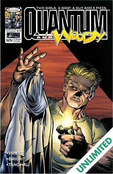 Quantum and Woody (1997-2000) #19
