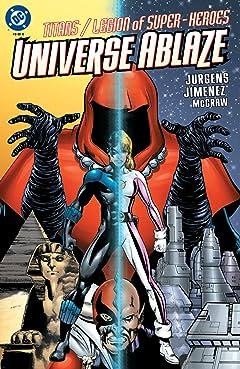 Titans/Legion of Super-Heroes: Universe Ablaze (2000) #3