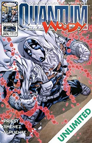 Quantum and Woody (1997-2000) #21