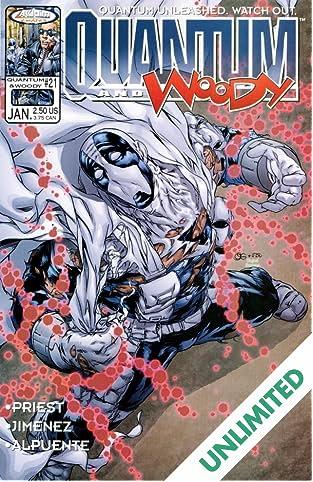 Quantum and Woody (1997-2000) #21