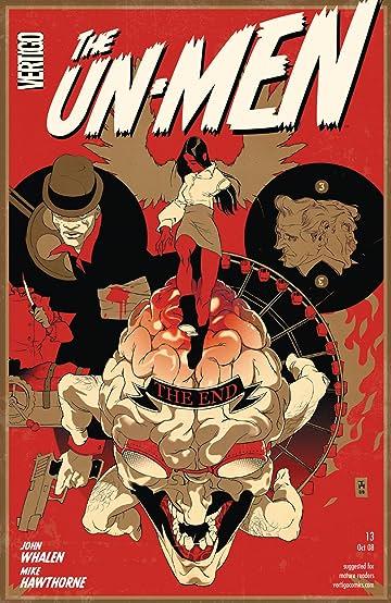 The Un-Men (2007-2008) #13