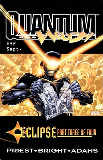 Quantum and Woody (1997-2000) #32