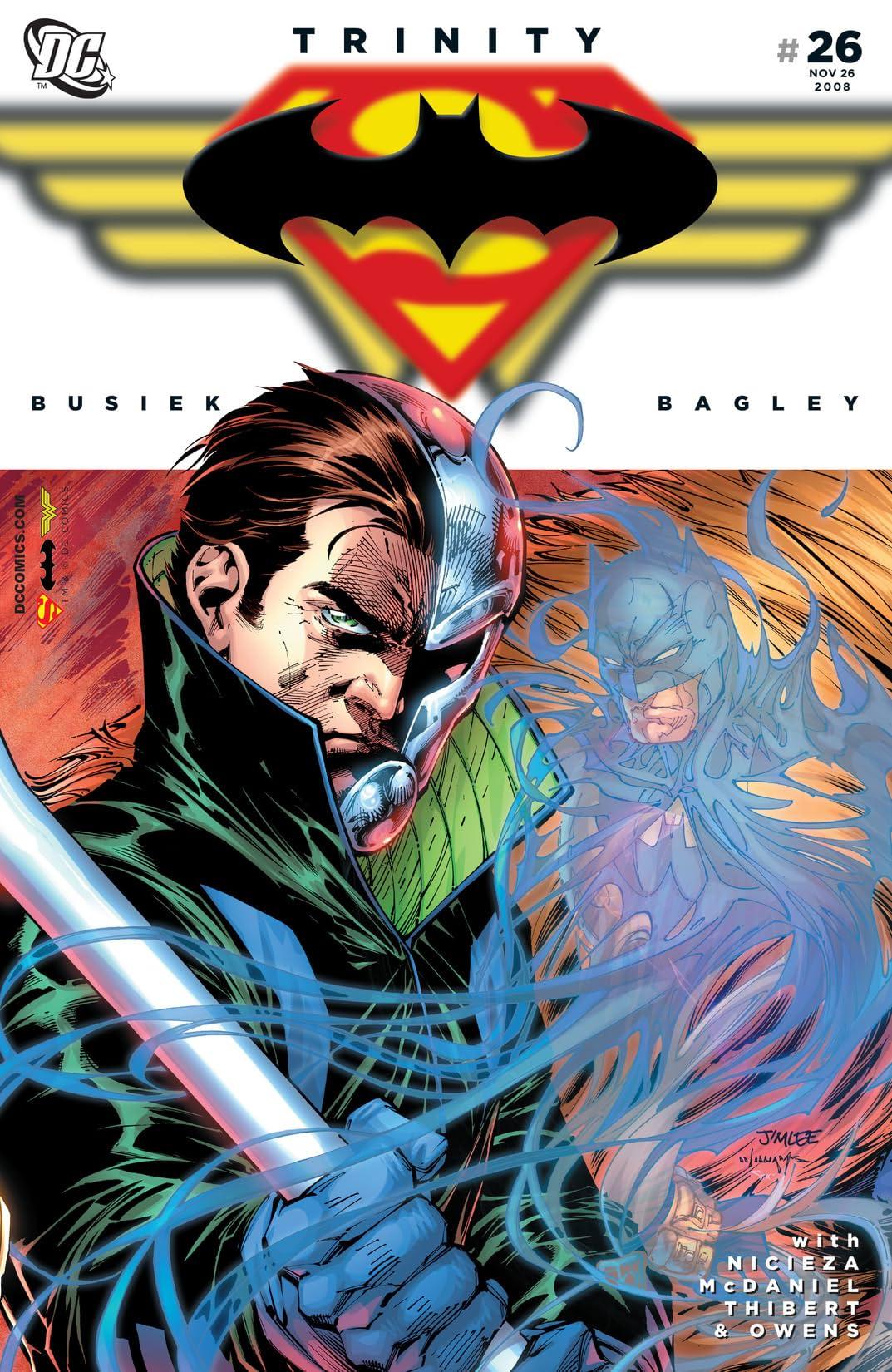 Trinity (2008-2009) #26