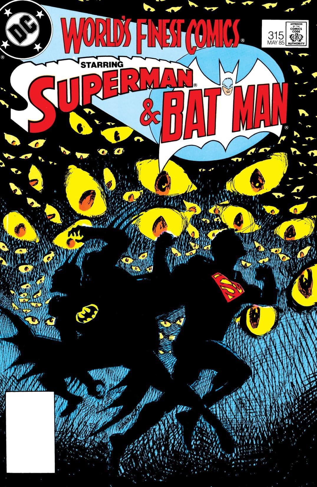 World's Finest Comics (1941-1986) #315
