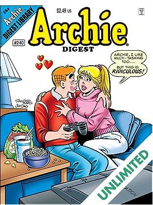 Archie Digest #240
