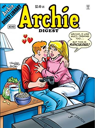 Archie Digest No.240