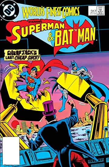 World's Finest Comics (1941-1986) #317