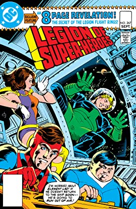 Legion of Super-Heroes (1980-1985) #267