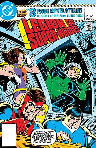 Legion of Super-Heroes (1980-1984) #267