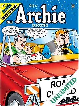 Archie Digest #241