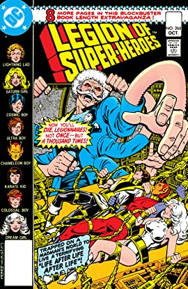 Legion of Super-Heroes (1980-1985) #268